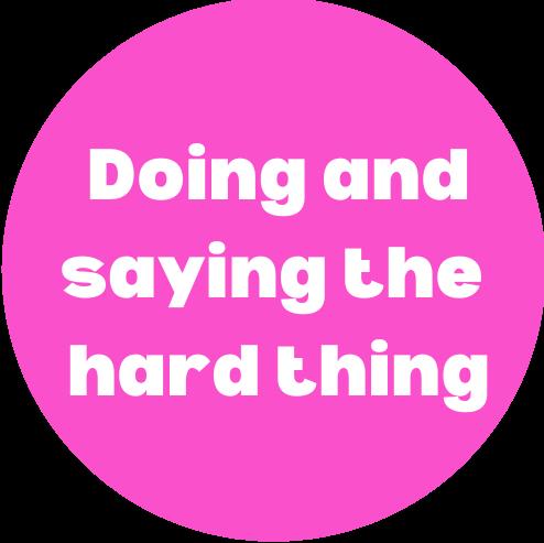 hard thing