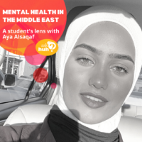 Mental Health in the Middle East: A student's lens with Aya Alsaqaf