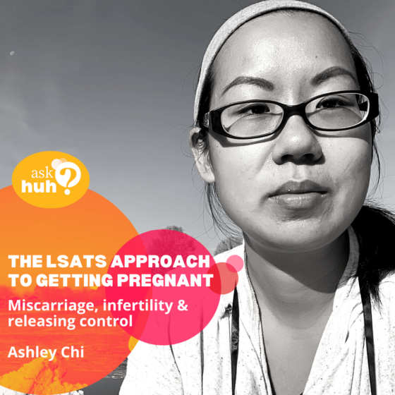 Podcast Episode: The LSATS Approach to getting pregnant
